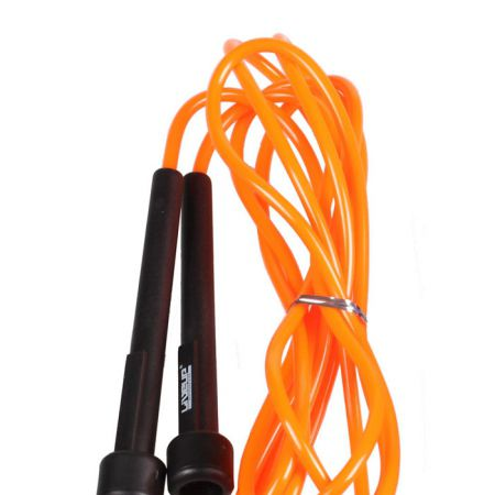 Скакалка LiveUp PVC Speed Jump Rope 3115 orange