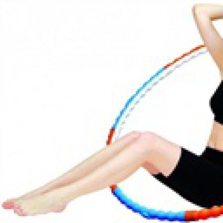 Массажный обруч New Body Health Hoop (1,1 кг)