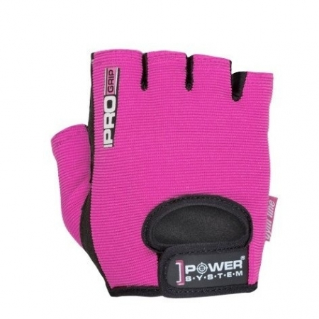 Перчатки Power System PRO GRIP Pink PS-2250 XS